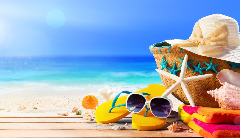 Urlaubsvorbereitung